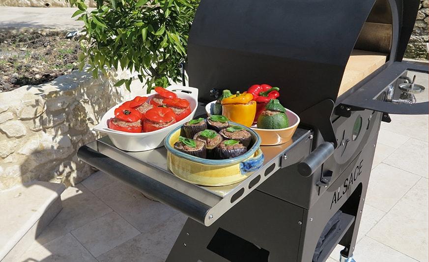 Vulcano 3 Premium - Légumes