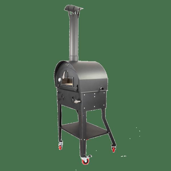 Barbecue Vulcano 3 Fours convertibles