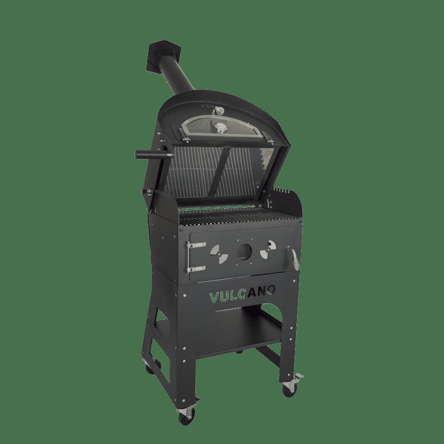 Four et Barbecue Multifonction Vulcano 3 Premium L'Art du