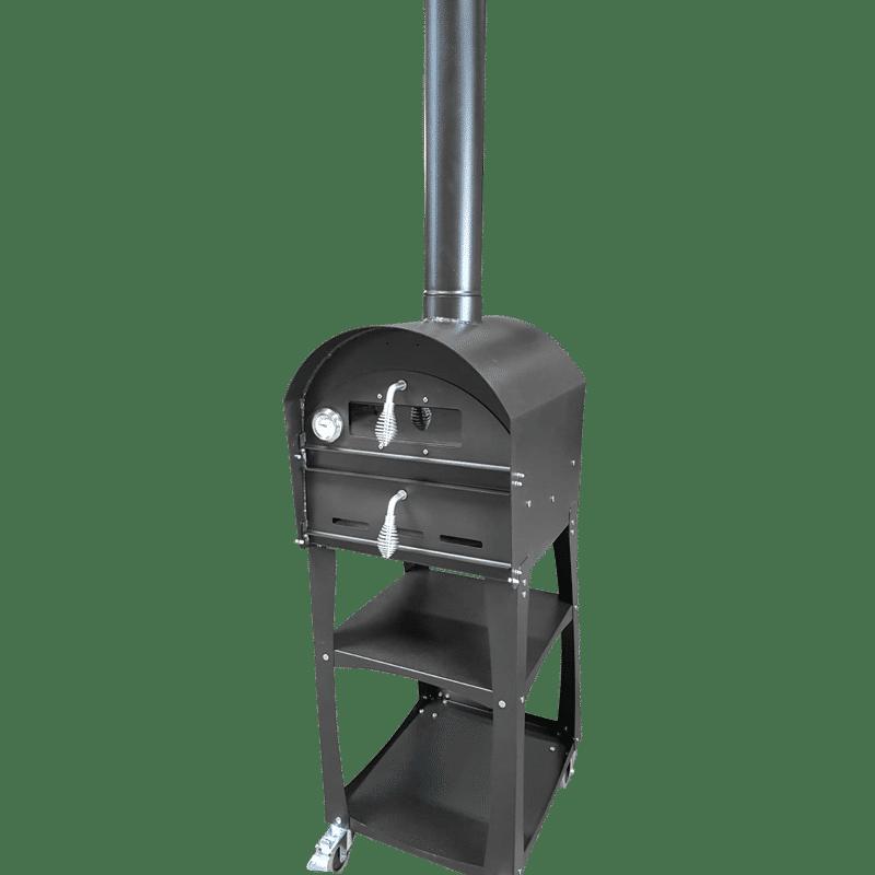Four Convertible En 2 Secondes En Barbecue Vulcano Par Lart