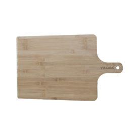 Planche Bamboo rectangle Vulcano