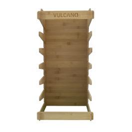 Rack à pizza bamboo Vulcano